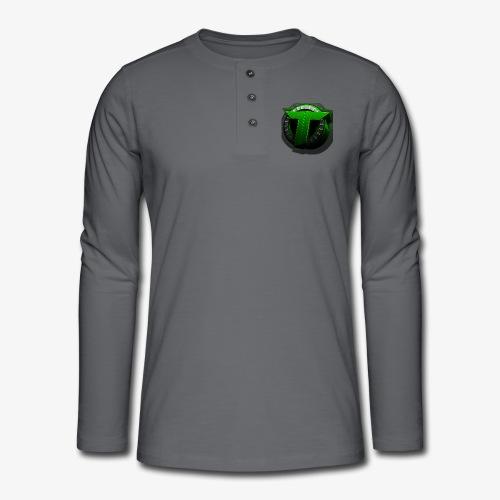 TEDS MERCHENDISE - Henley langermet T-skjorte