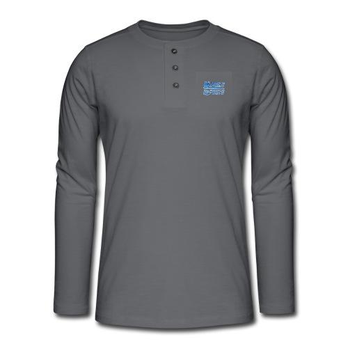 Module Text Logo - Henley long-sleeved shirt