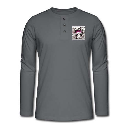 fatal charm - this strange attraction - Henley long-sleeved shirt