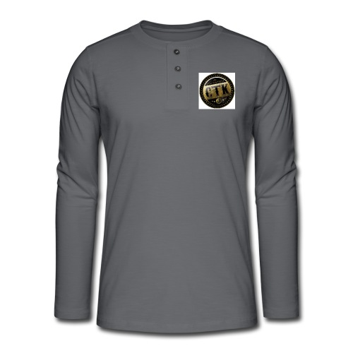 ctk2009 tees1 - T-shirt manches longues Henley