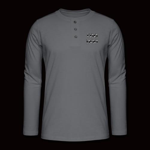 VoodooBrand T-Shirt - Henley long-sleeved shirt