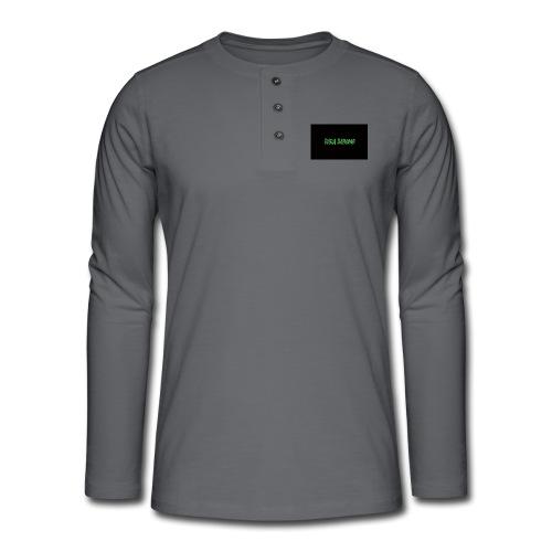 Blackout Range - Henley long-sleeved shirt