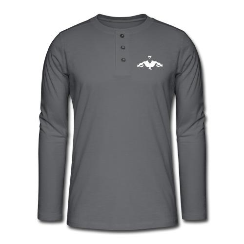 BarManiaPro - Henley long-sleeved shirt