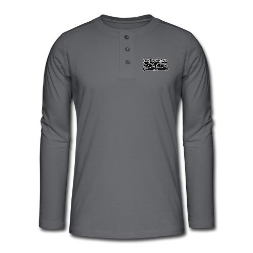 Belgian Junglists 2 - Henley long-sleeved shirt