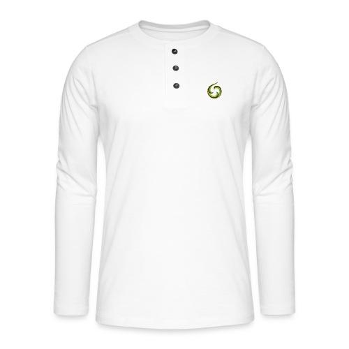 smartphone aroha - Henley pitkähihainen paita