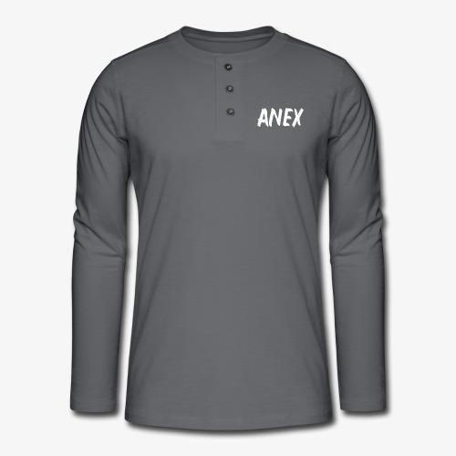 Anex Cap Original - Henley long-sleeved shirt