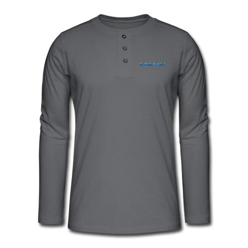 small punch merch - Henley long-sleeved shirt