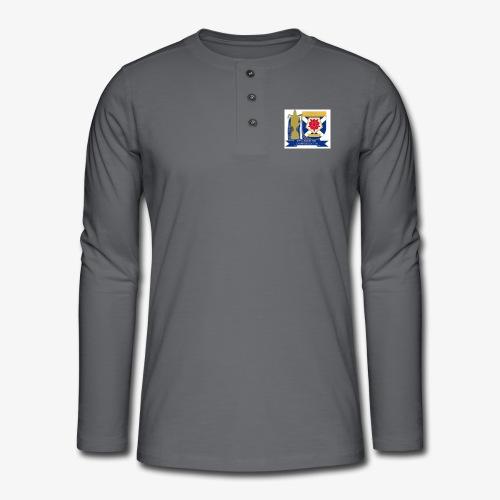 MFCSC Champions Artwork - Henley long-sleeved shirt