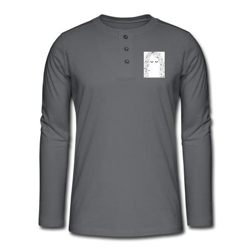 Freckled - Henley long-sleeved shirt