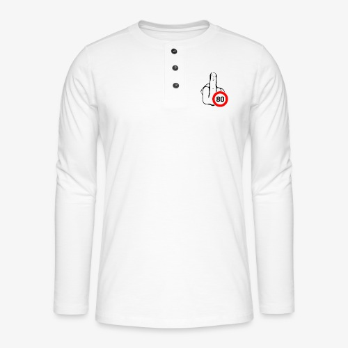 Doigt Coeur - T-shirt manches longues Henley