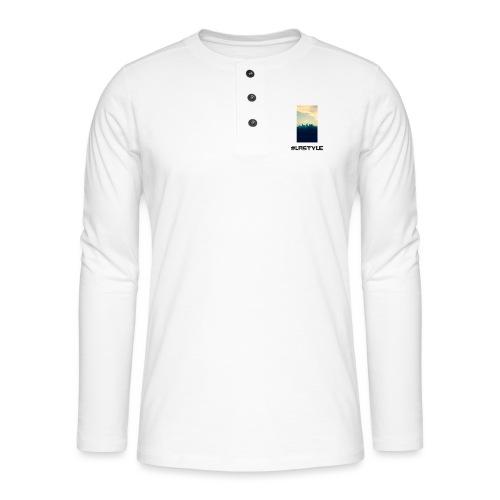 LA STYLE 3 - Henley long-sleeved shirt