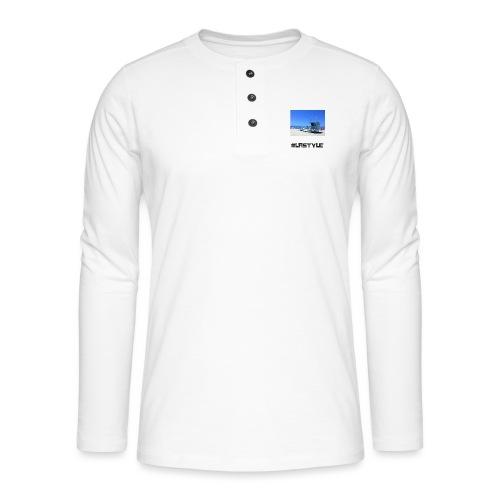 LA STYLE 2 - Henley long-sleeved shirt