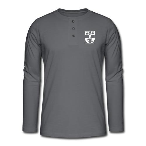 Bestsellers Gewichtheffen Zwolle - Henley shirt met lange mouwen