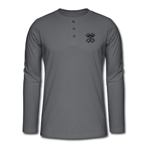 Piston - Henley long-sleeved shirt