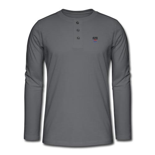 JE SUIE FIER DE TOI PAPA - Henley long-sleeved shirt