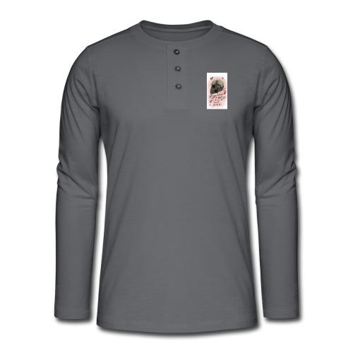 Sketch182181946-png - Camiseta panadera de manga larga Henley
