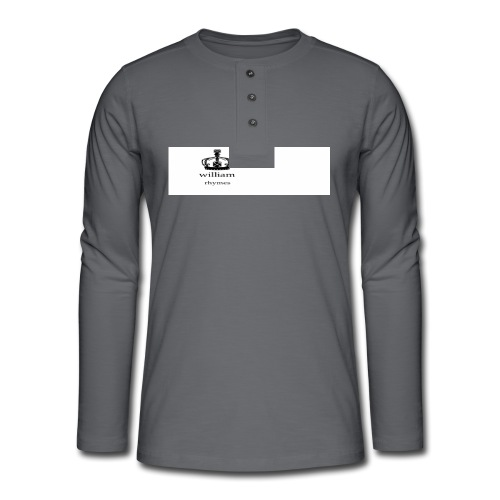 william - Henley long-sleeved shirt