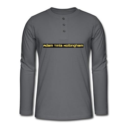 Adam Tints Nottingham - Henley long-sleeved shirt