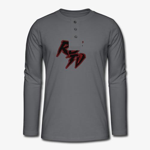 RGTV 2 - Henley long-sleeved shirt