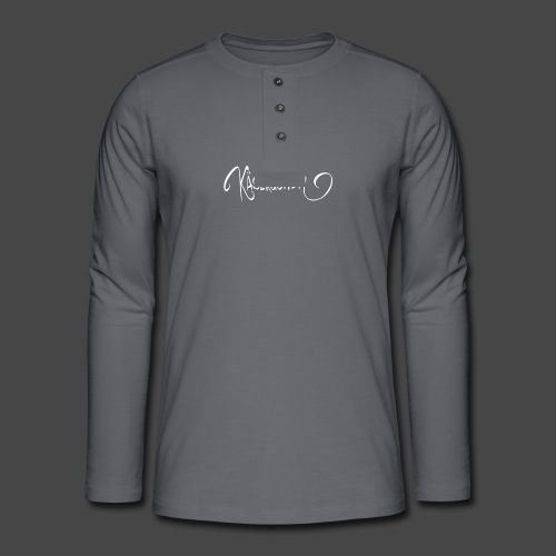 Name only - Henley long-sleeved shirt