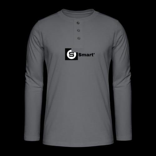 Smart' ORIGINAL - Henley long-sleeved shirt