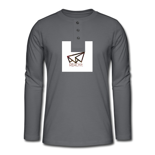 REACHit - T-shirt manches longues Henley