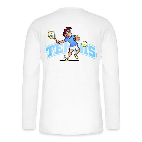 Tennis IV txt fc - Henley long-sleeved shirt