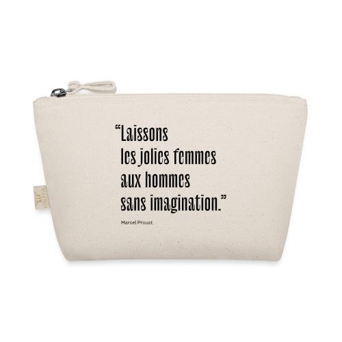 Citation sur l'imagination - Marcel Proust - Trousse