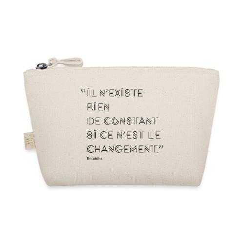 Citation sur le changement - Bouddha - Trousse