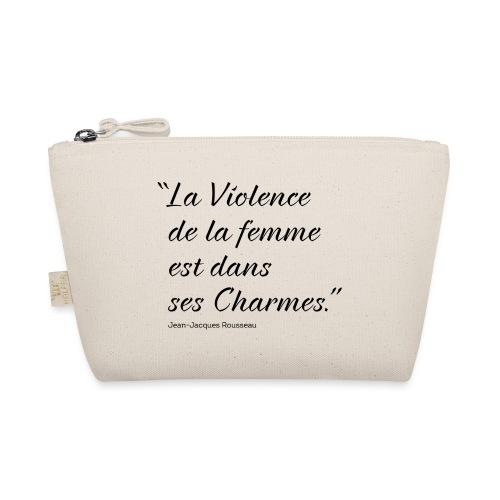 Citation sur la femme - Jean-Jacques Rousseau - Trousse