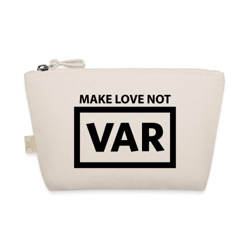 Make Love Not Var - Tasje