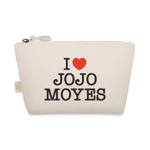 I LOVE JOJO MOYES - Små stofpunge