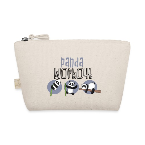 Panda Workout Fitness für Genießer und Faulenzer - Täschchen
