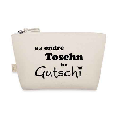 Mei ondre Toschn is a Gutschi - Täschchen
