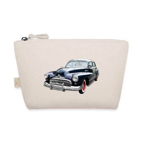 Classic Car. Buick zwart. - Tasje
