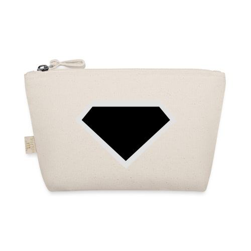 Diamond Black - Two colors customizable - Tasje