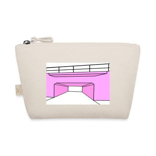 Pink Tunnel - Liten väska