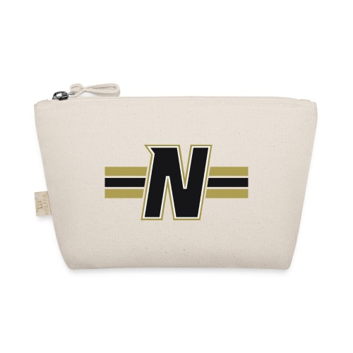 Nordic Steel Black N with stripes - The Wee Pouch