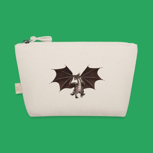 dragon logo color - Borsetta