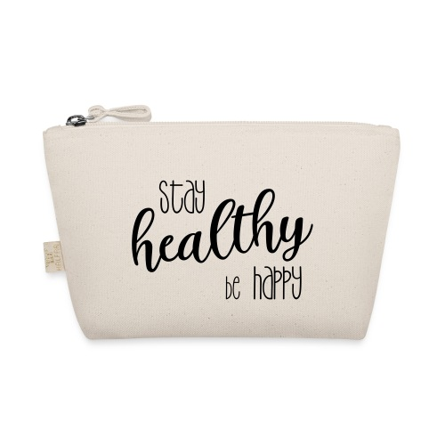 shirtsbydep healthy happy - Tasje