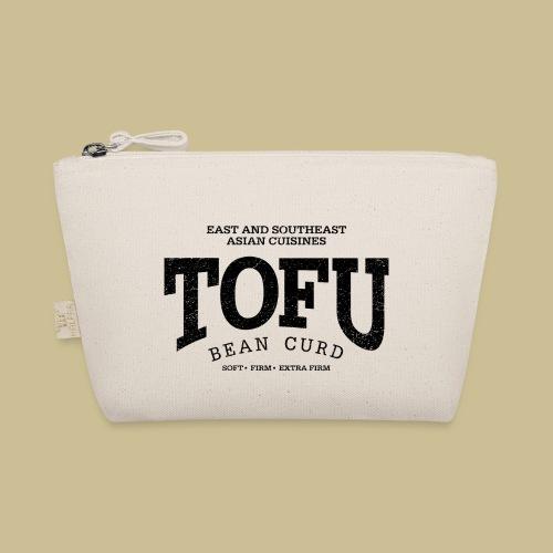Tofu (black oldstyle) - Täschchen