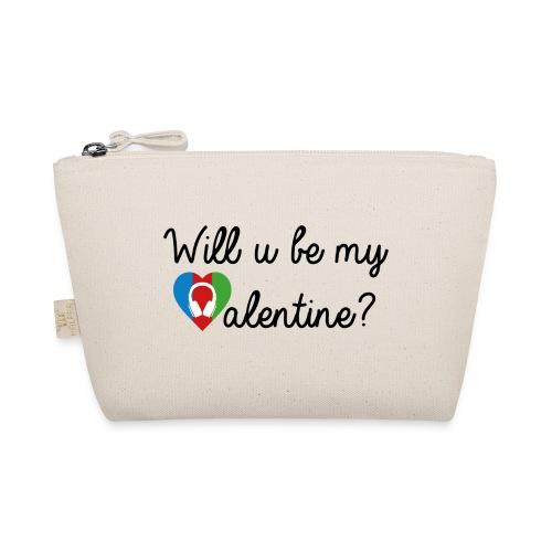 Valentine blk - Täschchen