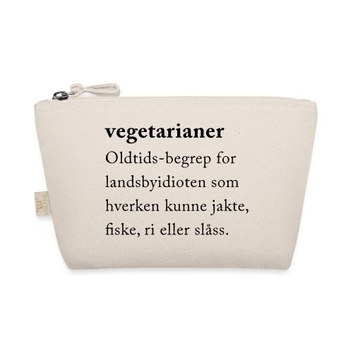 Vegetarianer definisjon - Veske