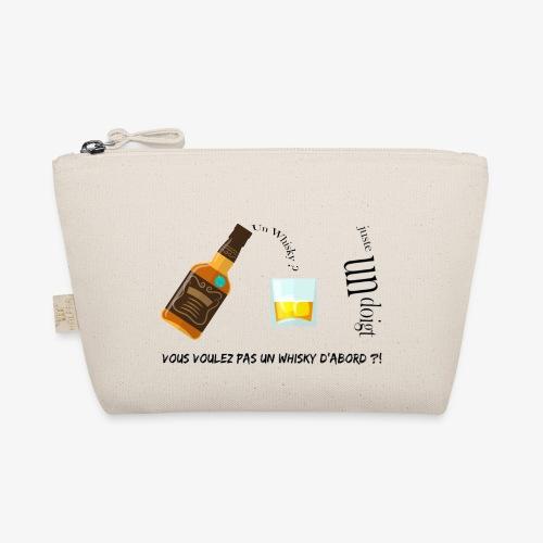 Un whisky ? Juste un doigt - Trousse