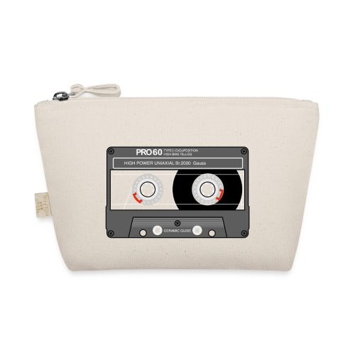 Cassette SONY UX Pro black - The Wee Pouch