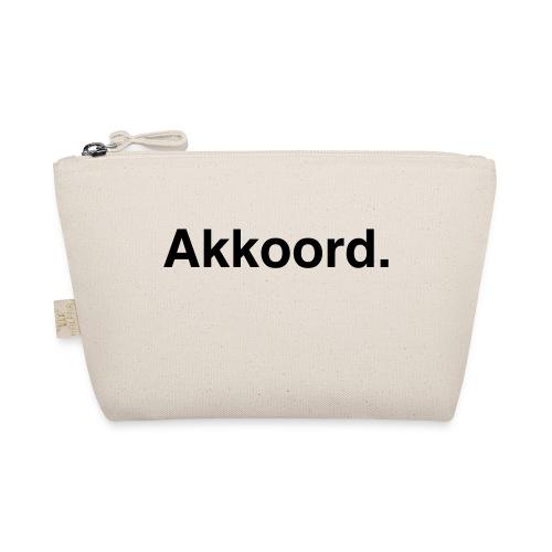 Akkoord - Tasje