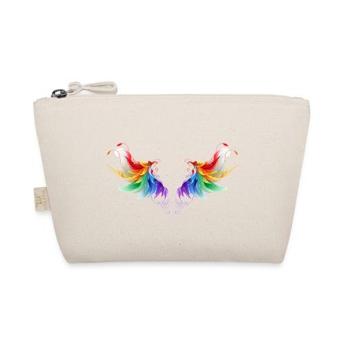 Ailes d'Archanges aux belles couleurs vives - Trousse