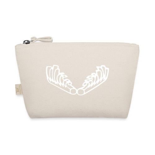 Kiehiset_logo_wit - Pikkulaukku