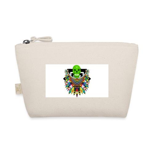 Colorfull skull - Pikkulaukku