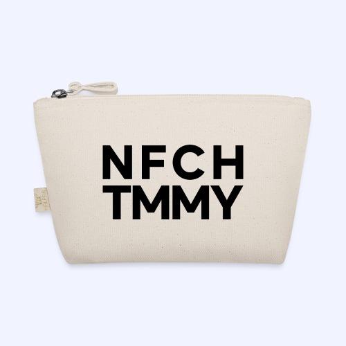 Einfach Tommy / NFCHTMMY / Black Font - Täschchen